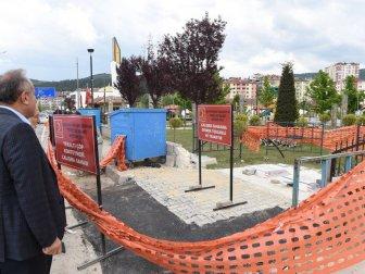 Kastamonu Belediyesi, Çöp Konteynerleri Yeraltına Alınıyor