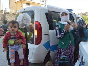 Mardin'de Dilencilere Yönelik Huzur Operasyonu