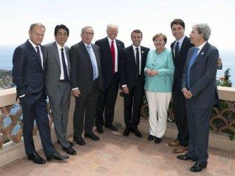 G7 Liderleri, Paris İklim Antlaşması Üzerinde Uzlaşma Sağlayamadı