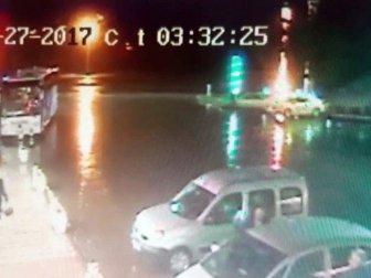 Ankara'da Meydana Gelen Kazada Ölenlerin Son Mola Görüntüsü