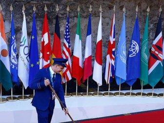 G7 Zirvesinde Terörle Mücadelede Tam Mutabakat