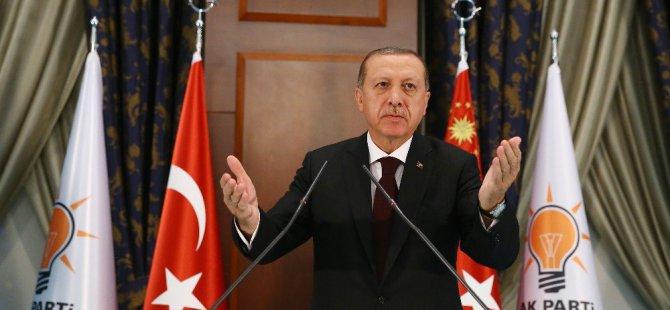 Erdoğan Yeni Dönem için düğmeye bastı!