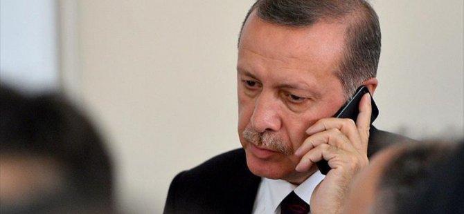 Erdoğan'dan Eski Yunan lider için Taziye Telefonu