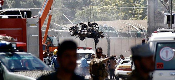 Afganistan'ın başkenti Kabil'de Bombalı Saldırı: 54 Ölü, 320 Yaralı