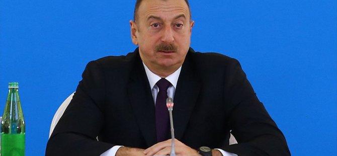 Aliyev duyurdu : Tanap'ın Yüzde 72'si Tamamlandı