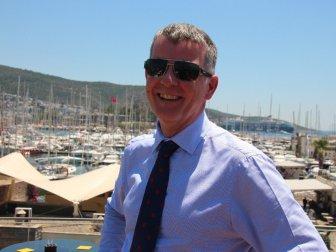 Büyükelçi Richard Moore, İngilizleri Türkiye'ye Çağırdı