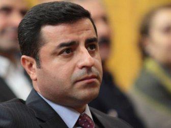 HDP Eş Genel Başkanı Selahattin Demirtaş'ın Mersin'de Yargılanmasına Devam Edildi