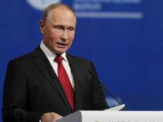 Putin, Amerikalı İş Adamlarına Çağrıda Bulundu