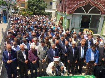 Gazeteci Ahmet Emin Yılmaz'ın Anne Acısı