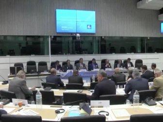 Başkan Rafet Vergili Brüksel'de Türkiye'nin Dili Oldu