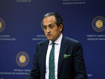 Türkiye Cumhuriyeti Dışişleri Bakanlığından Die Welt Gazetesinin Haberine Tepki