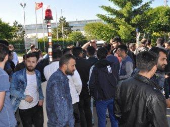 Sivas'ta Bir Sanayi Kuruluşunda İşten Çıkartma Gerginliği