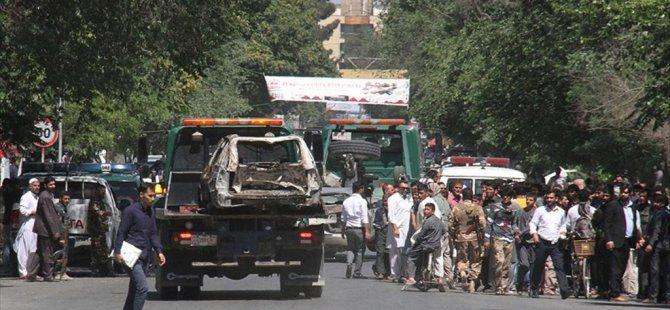 Kabil'de Bombalı Saldırılar! 14 Ölü 10 yaralı