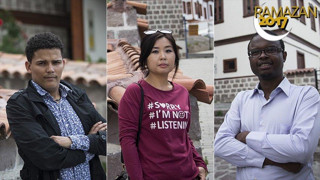 Yabancı Öğrencilerin Anlatımıyla Türkiye'de Ramazan