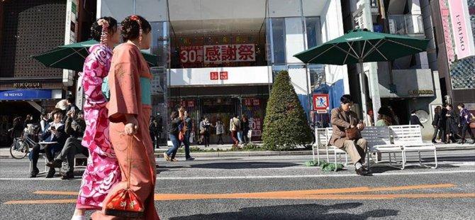 Japonya Nüfusunda şaşırtan düşüş!