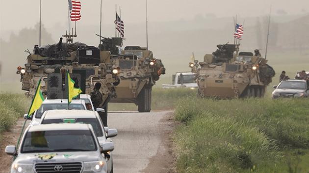 ABD'nin YPG'ye verdiği silahlar Kato Dağı'nda ele geçirildi