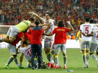 Beklenen oldu.. Göztepe Süper Lig'de
