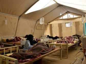 Yemen'de Kolera Salgını 22 Vilayetinden 19'una Yayıldı