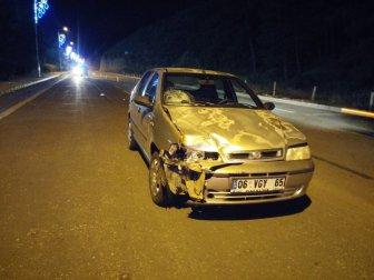 Manisa'da Otomobilin Çarptığı Yaşlı Kadın Hayatını Kaybetti (Fadime Acar)