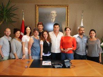 İtalyan Medyasının Önde Gelen İsimleri Bodrum'a Hayran Kaldı