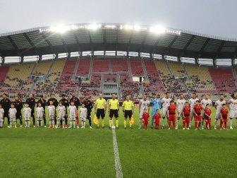Türkiye 0-0 Makedonya