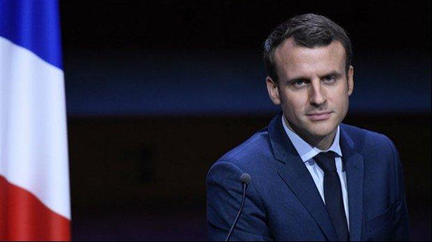 Fransa'da Yurt dışı oylarında Macron'u partisi önde