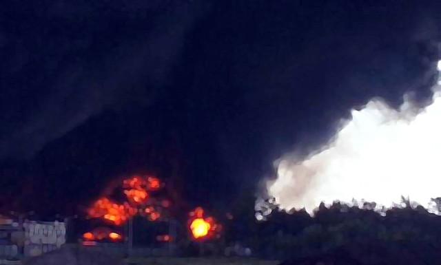 Camide Patlama: 7 Ölü, 16 Yaralı