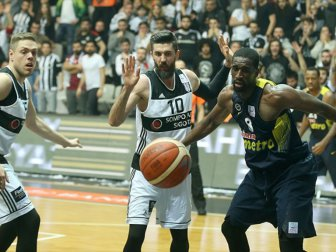 Spor Toto Basketbol Süper Ligi play-off Final Serisinin Programı Belli Oldu
