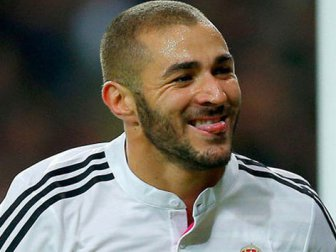 Real Madrid'in Yıldızı Benzema, Fatih'te İftar Programına Katıldı