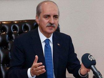 Numan Kurtulmuş'tan Kritik Katar Açıklaması!