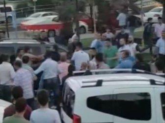 Zonguldak, Ereğli'de İftar Saatinde Sopalı Yumruklu Kavga