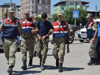 Hatay'da Suriye Uyruklu PKK'lı Bir Kişi Yakalandı