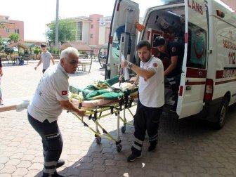 Suriye'de Çatışmalarda Yaralanan 2 ÖSO Askeri Kilis'e Getirildi