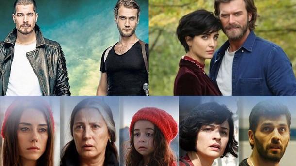 Türk televizyon tarihinde bir ilk! Hepsi birden kaldırıldı
