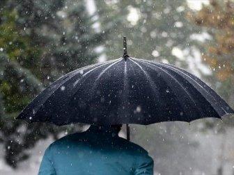 Meteoroloji'nin şiddetli yağış uyarısı verdiği iller