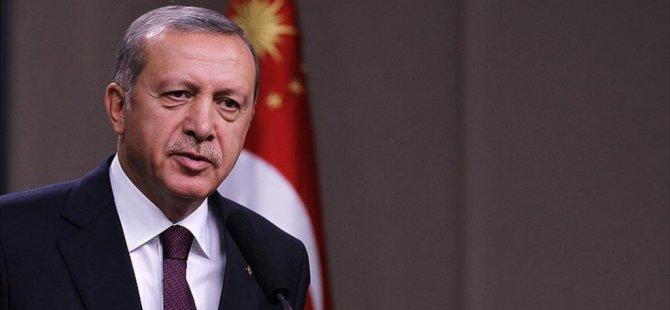 Erdoğan'ın Bayram mesajında dikkat çeken vurgu