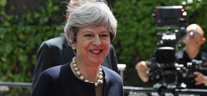 İngiltere Başbakanı May Bayram mesajı yayımladı