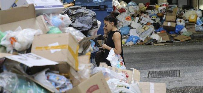 Yunanistan'da 'Çöp Krizi' tırmanıyor