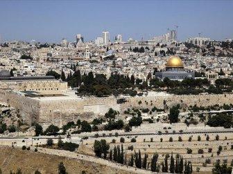 İsrail Eski Kudüs'ü 4 Gündür Abluka Altında tutuyor