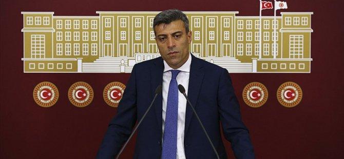 CHP'li Öztürk Yılmaz'dan KKTC için özel temsilci talebi