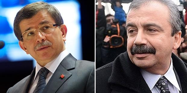 Sırrı Süreyya Önder'den Ahmet Davutoğlu iddiası