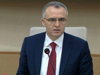 Maliye Bakanı Ağbal'dan 'Vergi İndirimi' Açıklaması