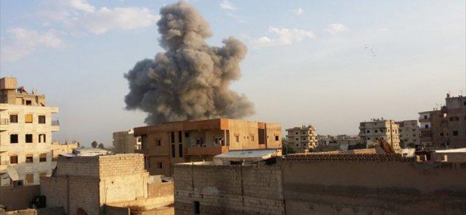 Rakka'da İki Ayda 946 Sivil hayatını kaybetti