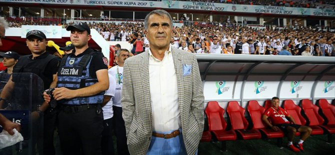 Beşiktaş'ta hedef büyüdü : Şenol Güneş Yeni Rekorlar Peşinde