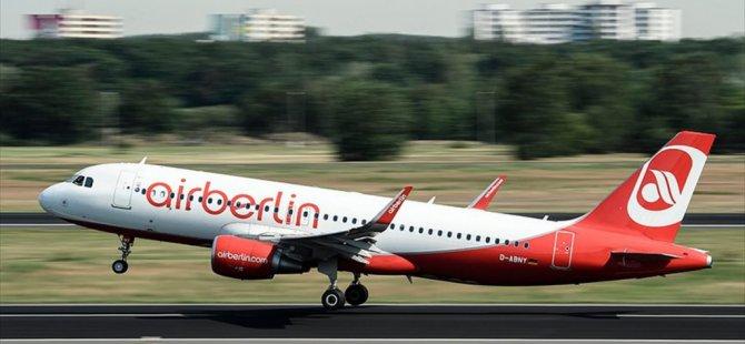 Air Berlin, İflas Başvurusunda Bulundu