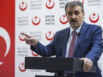 Destici'den hükümete IKBY teklifi