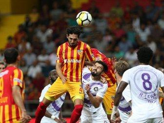 Kayserispor 2-2 Osmanlıspor