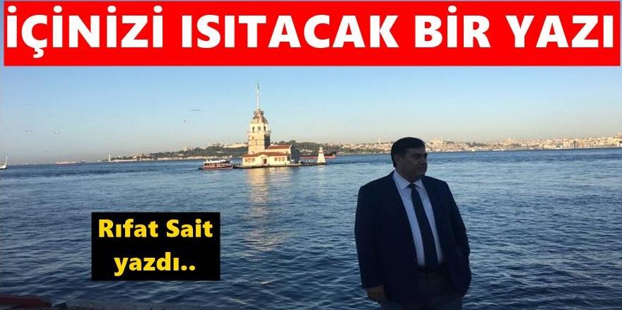 Basam Başkanı Rıfat Sait içinizi ısıtacak bir yazı yazdı