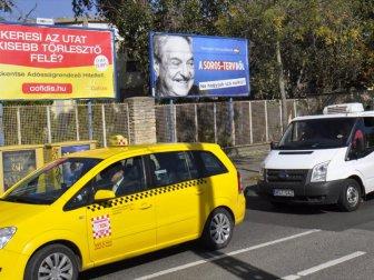 Macaristan'da 'Soros' Karşıtı Kampanya başlatıldı