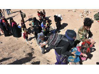 'Havice'de Yaklaşık 33 Bin Sivil Yerinden Edildi'